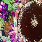 Garash - pastis hongares de xocolata i nous, sense gluten