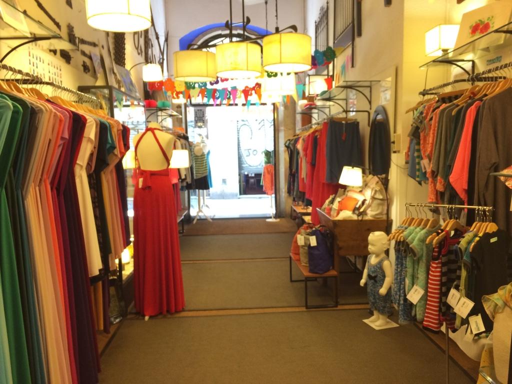 Els vestits urbans de Rocío Hidalgo